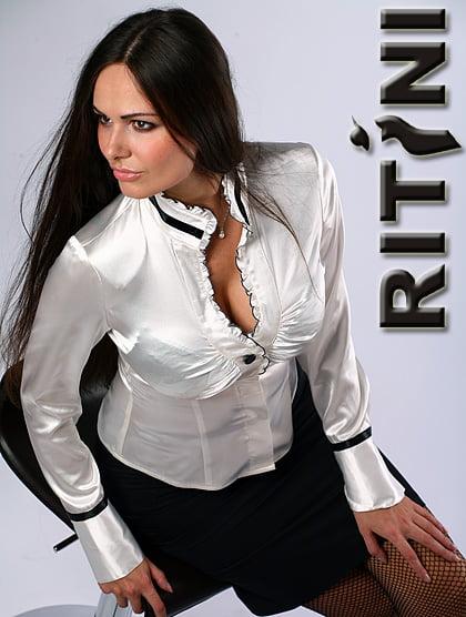Красивые Девушки В Блузках В Москве